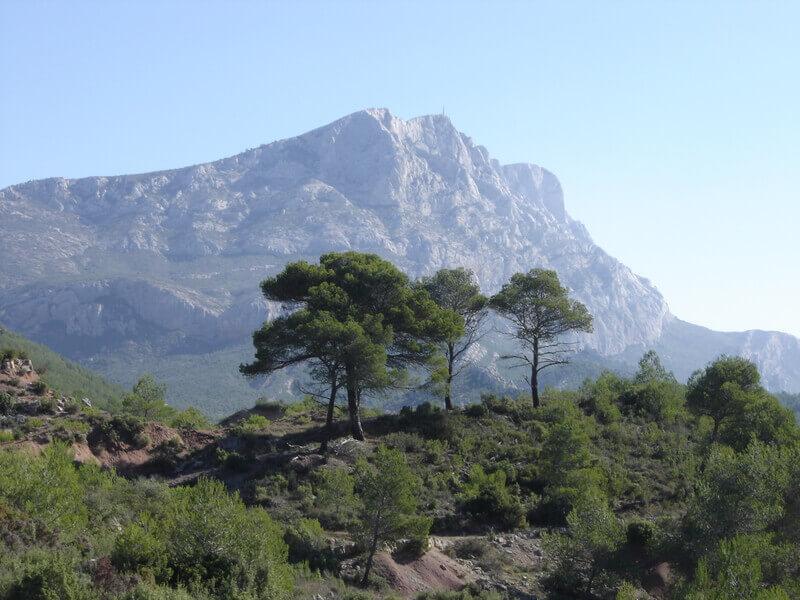 Camping proche Sainte Victoire