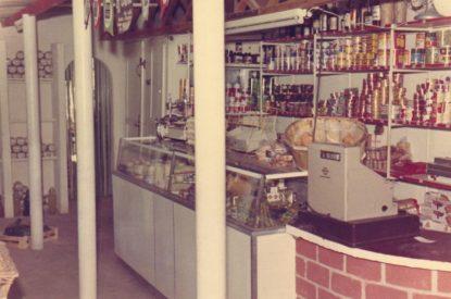 Commerce Alimentation dans les années 60