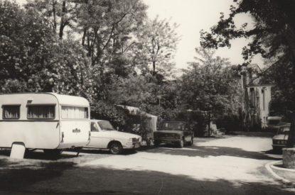 Emplacements dans les années 70