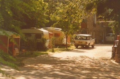 Emplacements dans les années 80