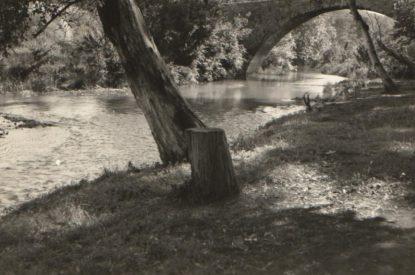 Rivière Arc dans les années 50